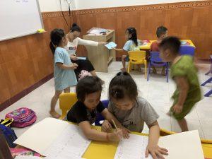 Tiếng Anh mầm non 4 đến 6 tuổi