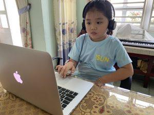 Học tiếng Anh online tại nhà