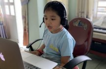 Tiếng Anh cho bé 4 tuổi ở Quảng ngãi