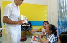Học tiếng Anh với giáo viên nước ngoài tại Quảng ngãi
