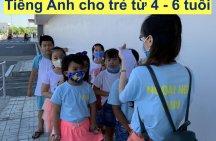 Tiếng Anh cho trẻ từ 4 – 6 tuổi