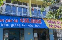 Địa chỉ học tiếng Anh tại Thi Phổ, Quảng Ngãi