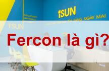 Fercon nghĩa là gì ?