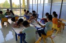 Tiếng Anh cho bé mầm non ở Quảng Ngãi