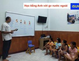 Giáo viên nước ngoài ở Quảng Ngãi