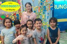 Dạy tiếng Anh lớp 1 tại Thành phố Quảng Ngãi