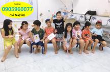 Dạy tiếng Anh lớp 3 tại Thành phố Quảng Ngãi