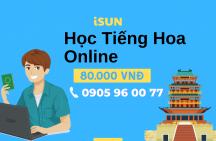 Dạy tiếng Hoa online