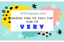 """Những tính từ thay thế cụm từ """"very…"""""""